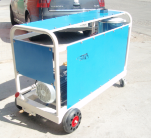 hidro limpiadoras de agua caliente 400 bar