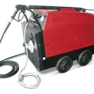 Oferta de Hidrolimpiadoras con motor electrico de agua caliente