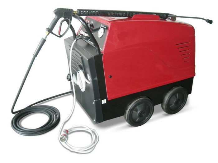 Hidrolimpiadora de Agua Caliente Elite 7.5 HP