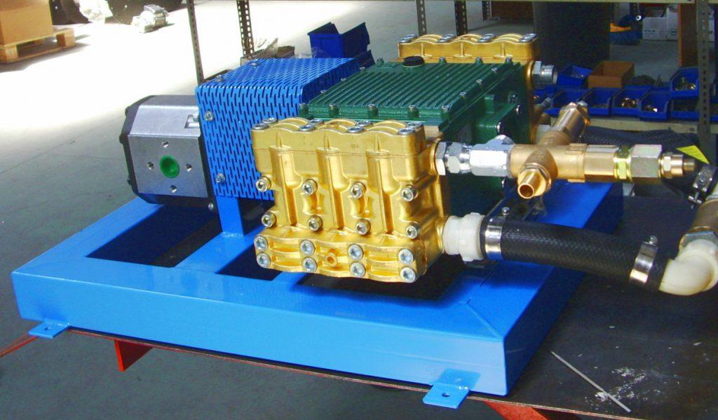 hidrolimpiadoras hidraulicas