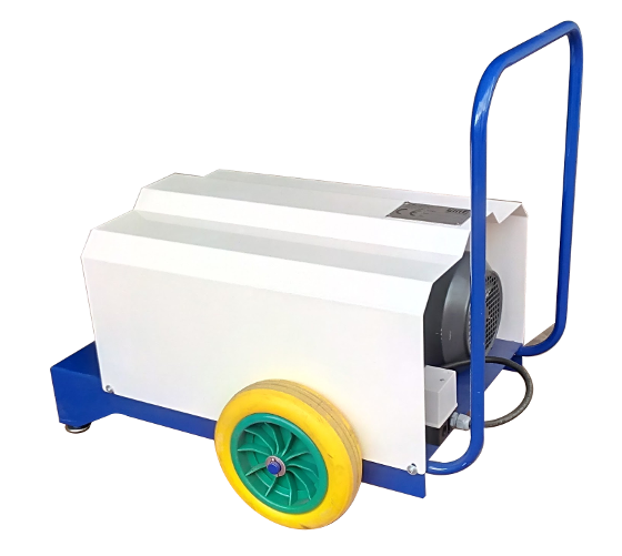 Hidrolimpiadora con motor Electrico de Agua Fría