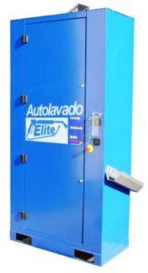 Hidrolimpiadora estacionaria de agua caliente