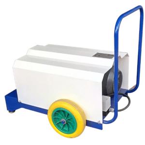Hidrolimpiadoras de agua fría con motor eléctrico