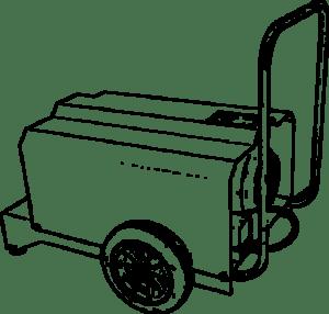 hidrolimpiadora dibujo