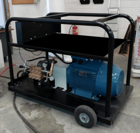 Hidrolimpiadora 500 Bar 30 l/min