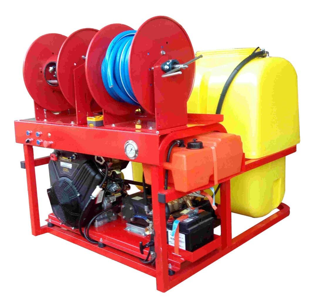 Máquinas de agua a presión profesionales