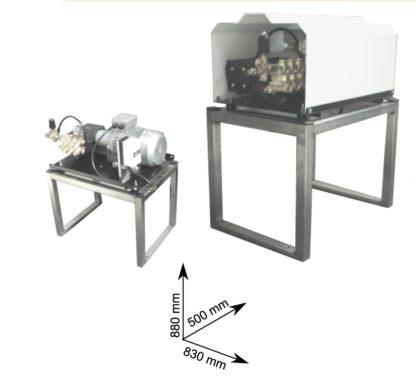 hidrolimpiadora trifasica estacionaria