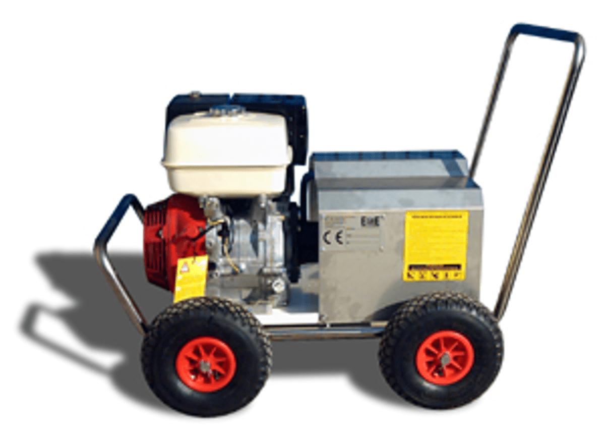 Hidrolimpiador 200 bar autonoma