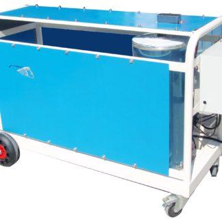máquina de agua a presion industrial