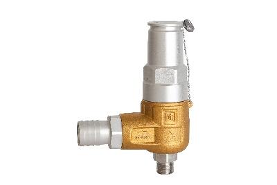 Válvula de seguridad pratissoli s723